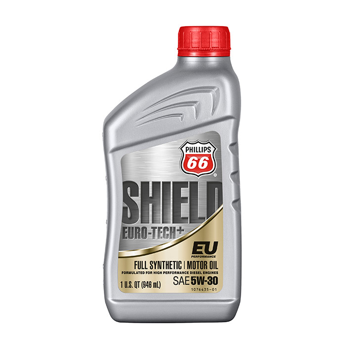 Shield Euro-Tech + SAE 5W-30, API Service SN